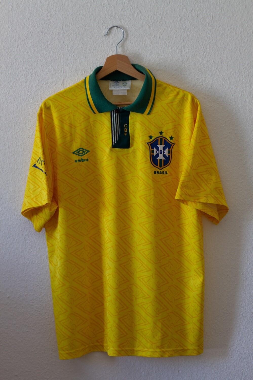 Maillot Brésil Home 1991/93