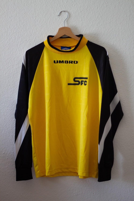 Maillot Servette FC Gardien Entraînement 90s