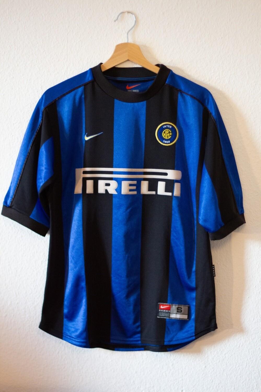 Maillot Inter Milan home 1999/00