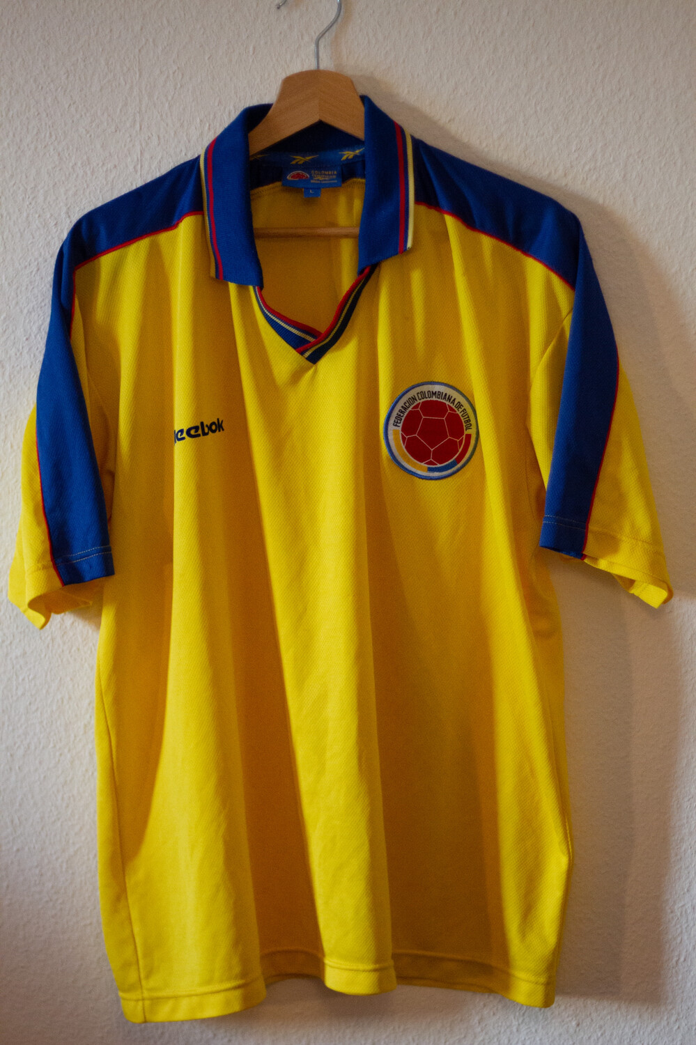 Maillot Colombia Home 1998/00