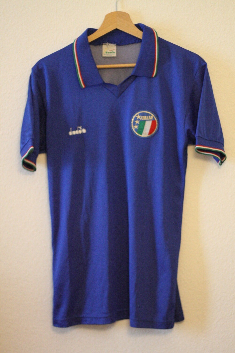 Maillot Italie 1986/90 home