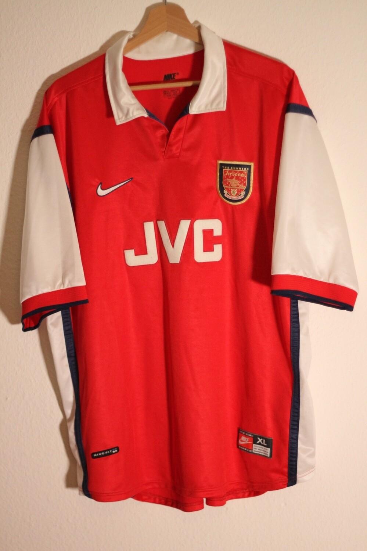 Arsenal 1998/99 Home