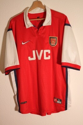 Arsenal 1998/99 Home