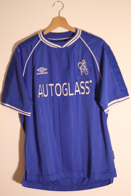 Chelsea 1999/01 Home