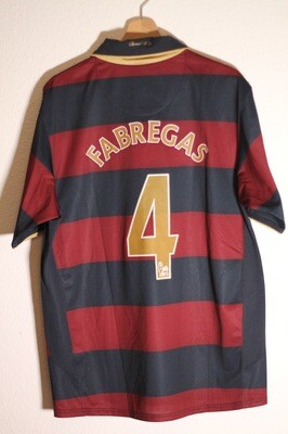 Arsenal 2007/08 Third #4 FABREGAS