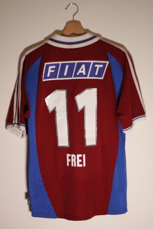 Servette FC 2000/01 Home #11 Frei