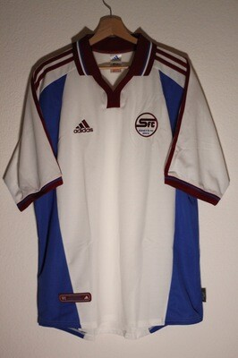 Servette FC 2000/01 Away