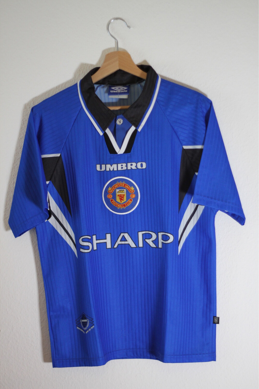Maillot Manchester United 1996/98 Third / YOUNG