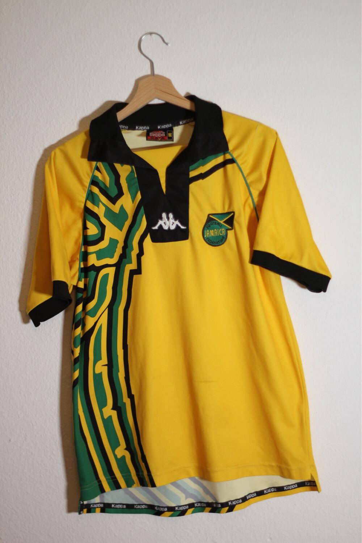 Jamaïque Home 1998/00