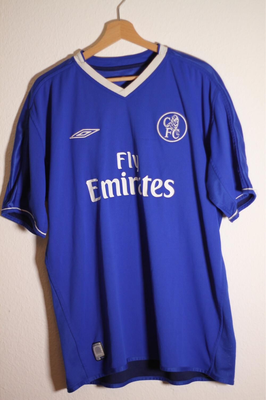 Chelsea 2003/04 Home
