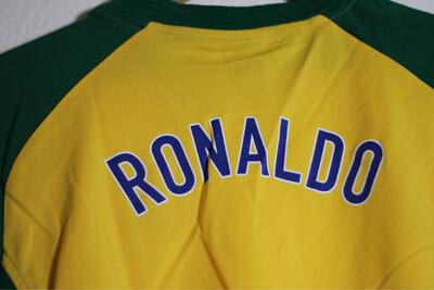 Nike Ronaldo «R9» 00s jersey