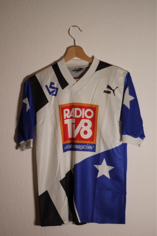 Lausanne-Sport 1990/91 Home
