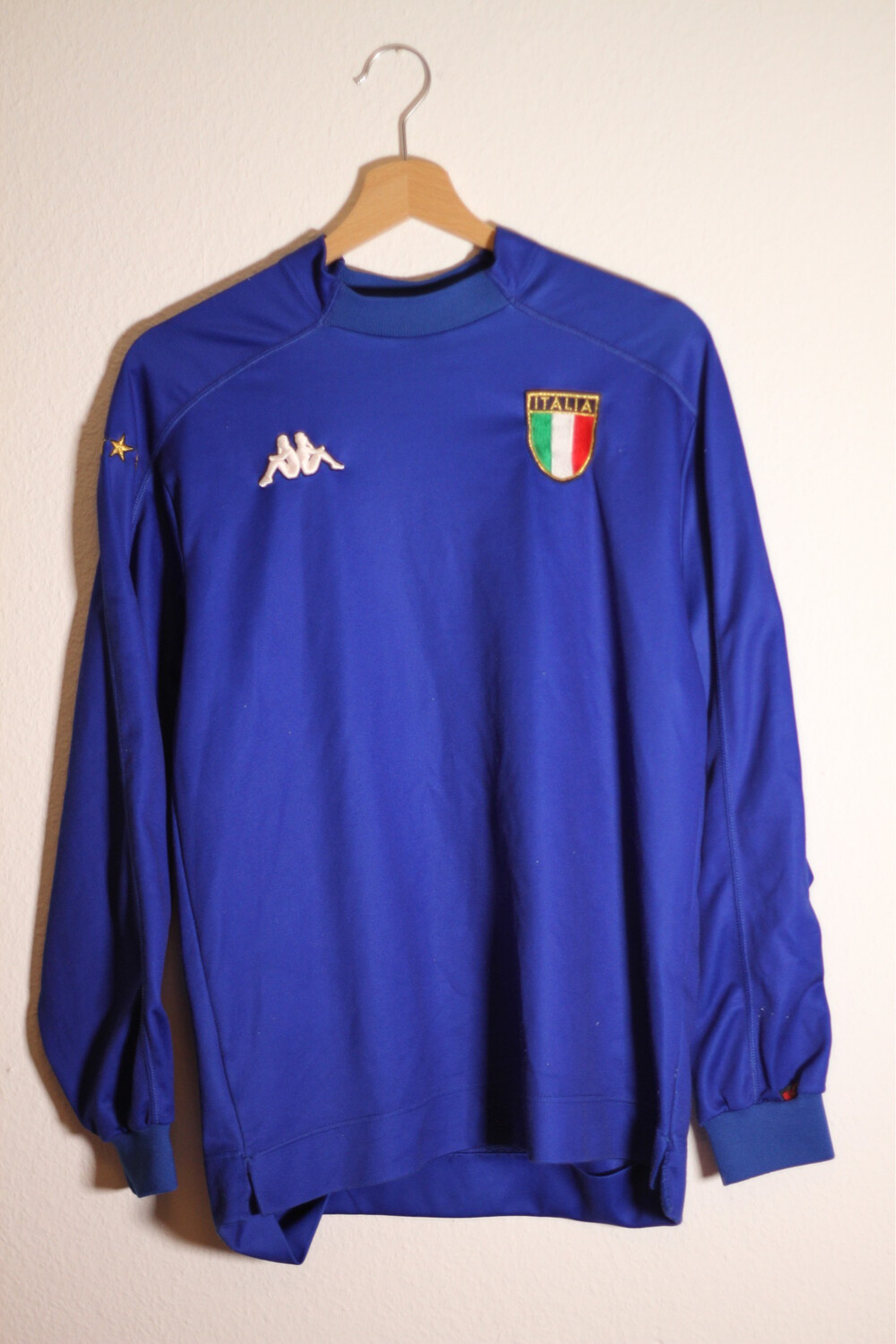 Italie 1998/00 Home (manches longues)