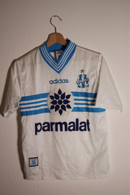 Olympique de Marseille 1996/97 Home