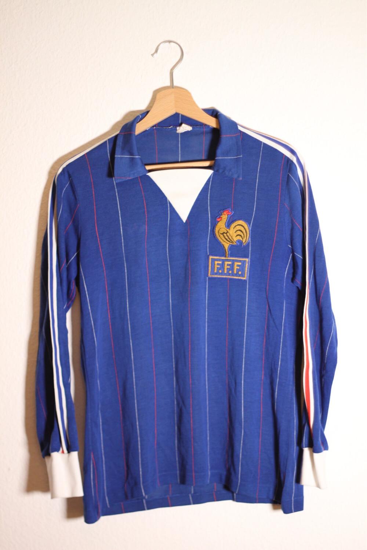 Équipe de France 1980/82 Home