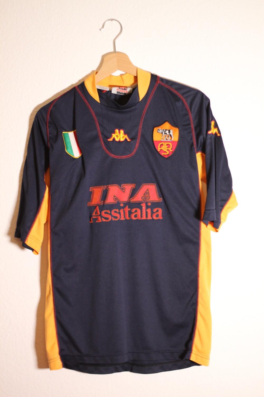 AS Roma 2001/02 Third