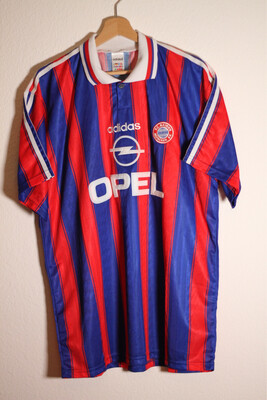 Bayern Munich 1995/97 Home