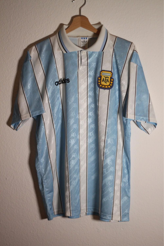 Argentine 1994 Home (Prototype)