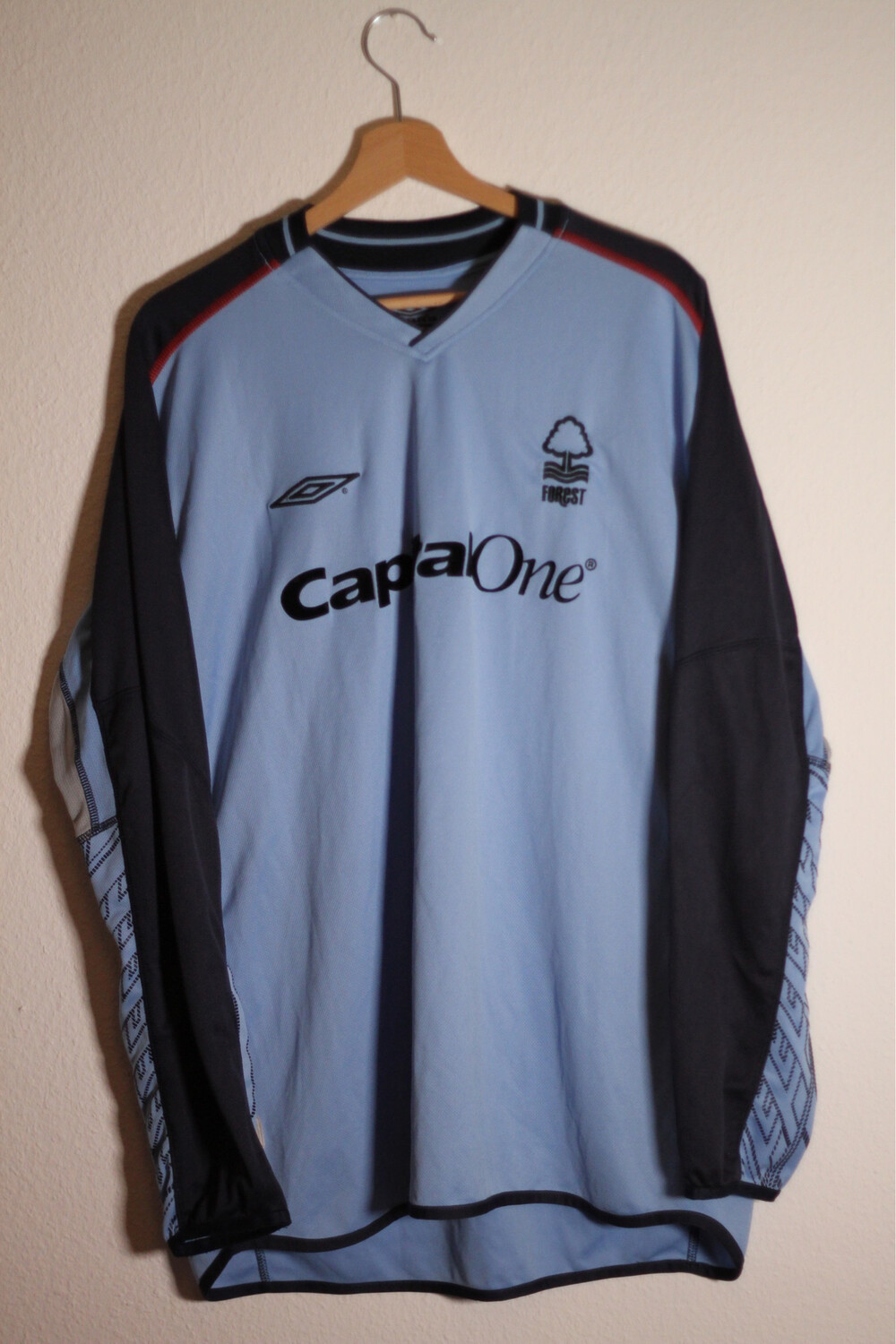Nottingham Forest (Goalkeepers shirt) #1