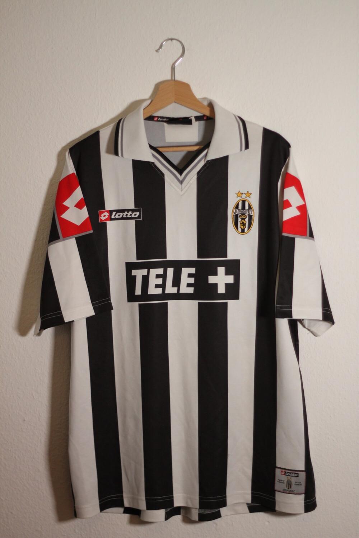 Juventus 2000/01 HOME