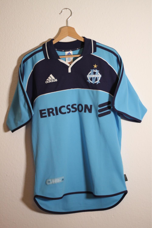 Olympique de Marseille 2000/01 AWAY