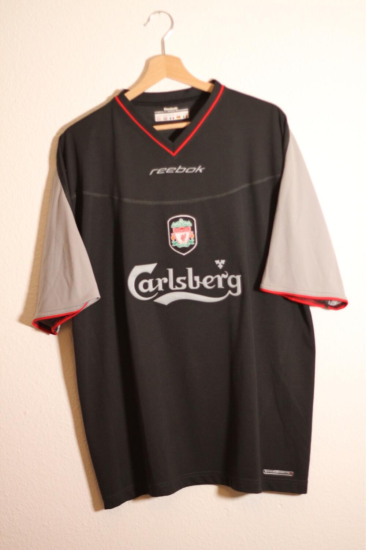 Liverpool 2002/04 AWAY