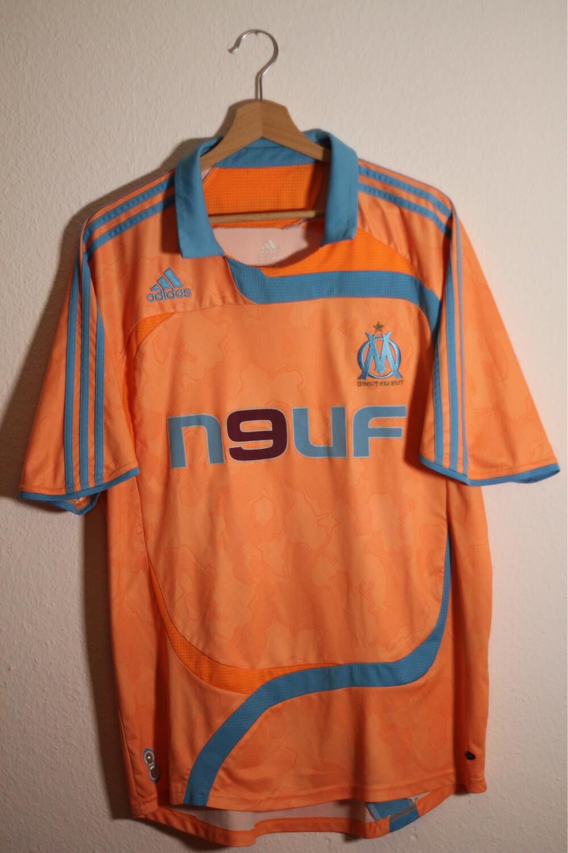 Olympique de Marseille 2007/08 THIRD