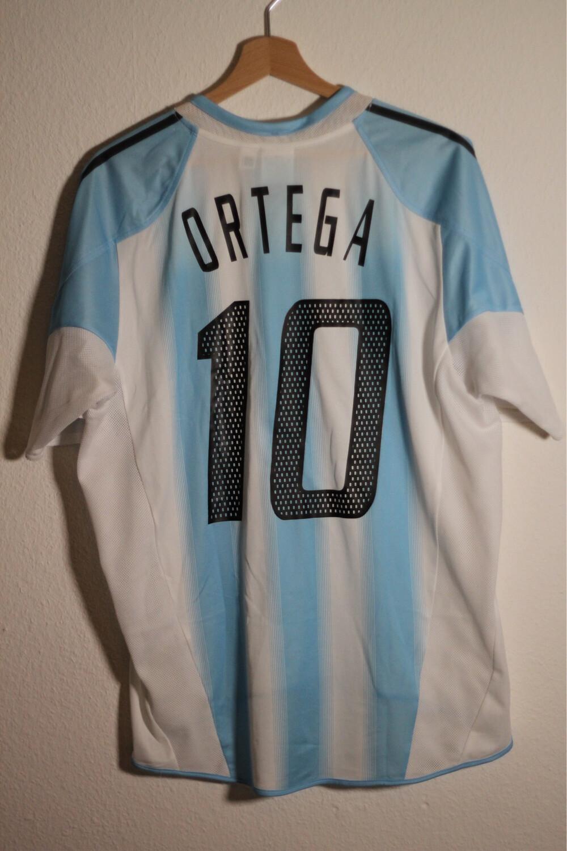 Argentina 2002/04 HOME #10 ORTEGA