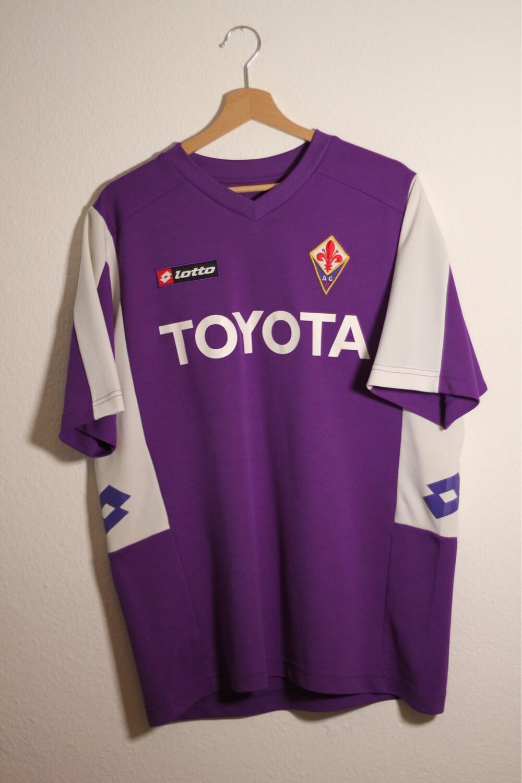 Fiorentina 2007/08 Training Shirt
