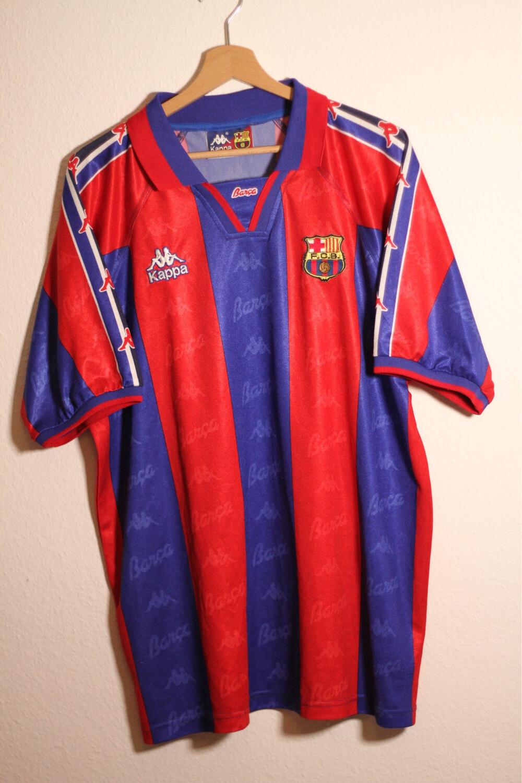 Barcelona 1995/97 Home