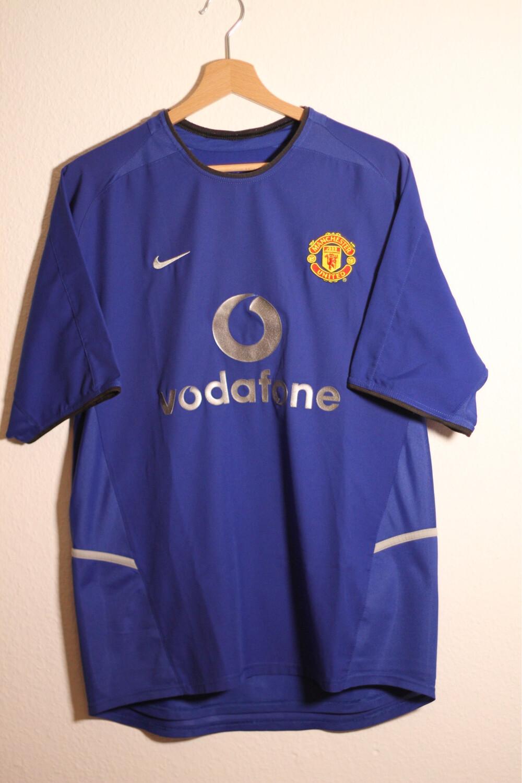Manchester United 2002/03 Third