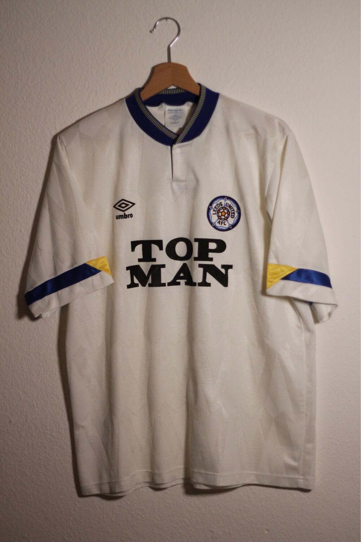 Leeds United 1990/91 Home