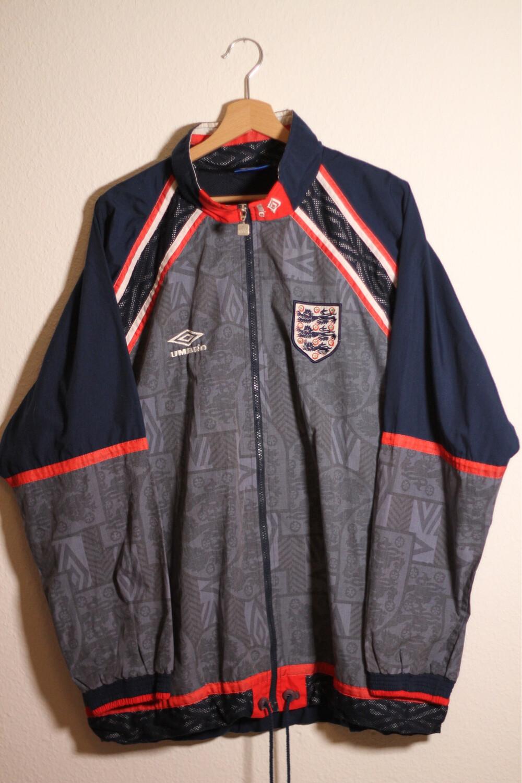 Angleterre 1993/95 Track Jacket