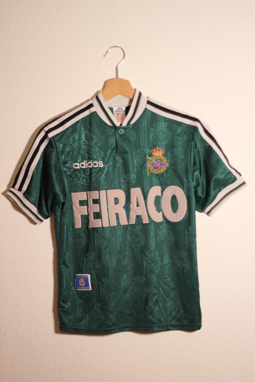 Deportivo La Coruna 1996/98 Away YOUNG