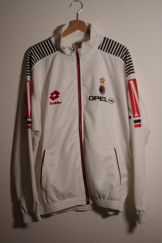 AC Milan 1994/95 Track Top
