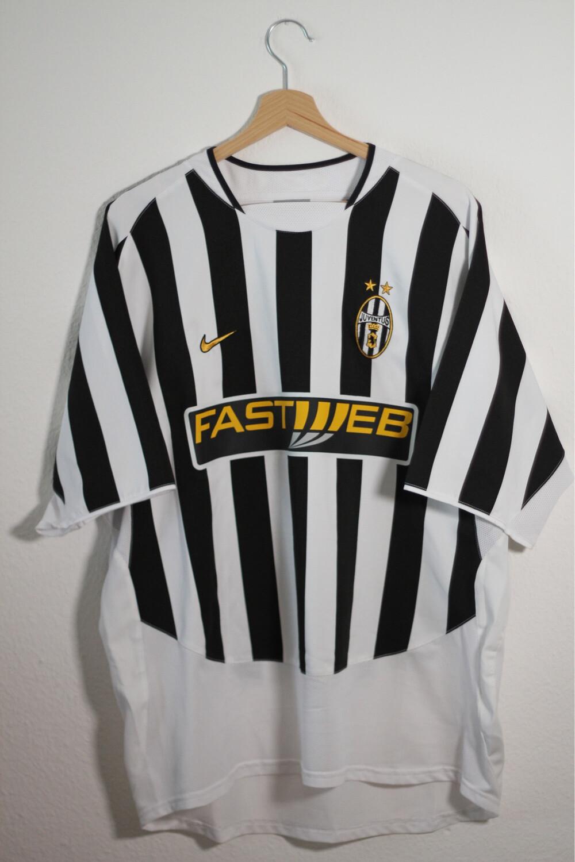 Juventus 2003/04 Home