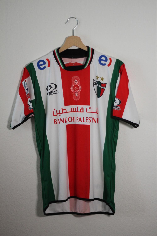 Palestino «Camiseta Histórica» 2015 (BNWT)