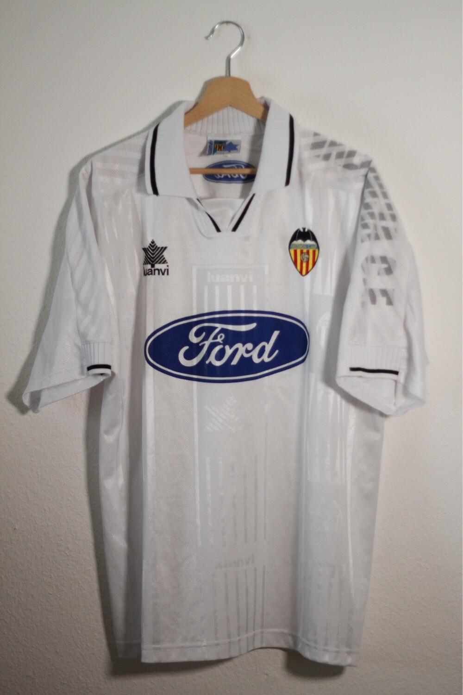 Valencia 1997/98 Home
