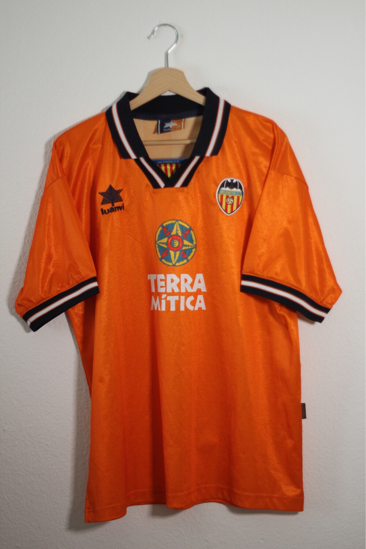 Valencia 1998/99 Away