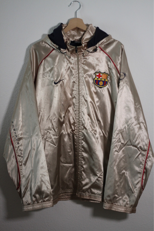 Barcelona Rain Jacket 2001/02