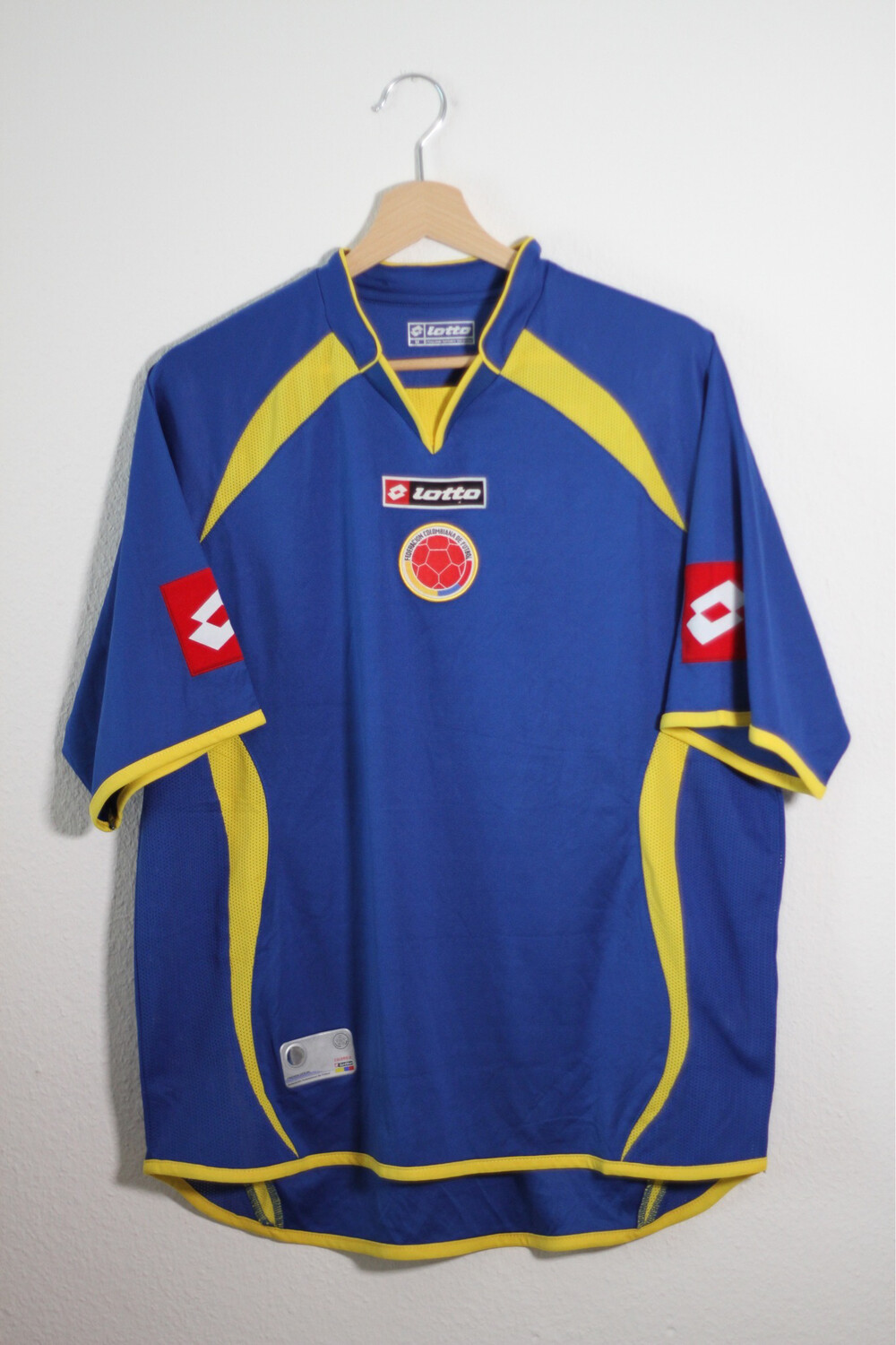 Colombia 2007/08 Away (BNWT)
