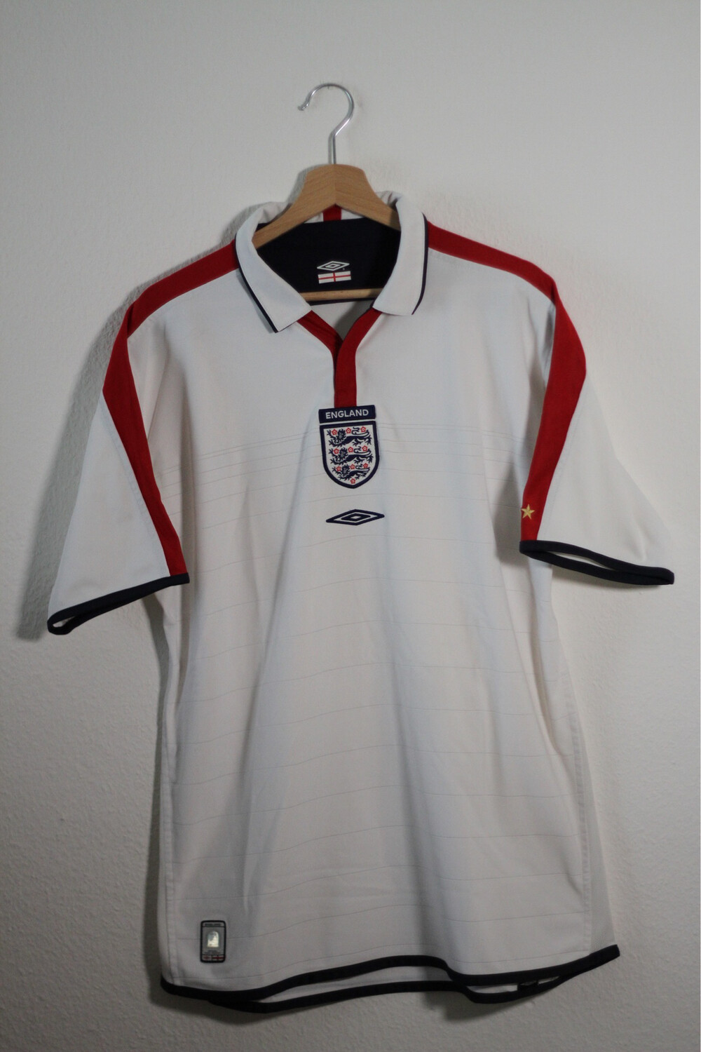 Angleterre 2003/05 HOME (réversible)