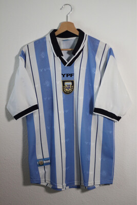 Argentine Maillot Supporters Officiel 00s