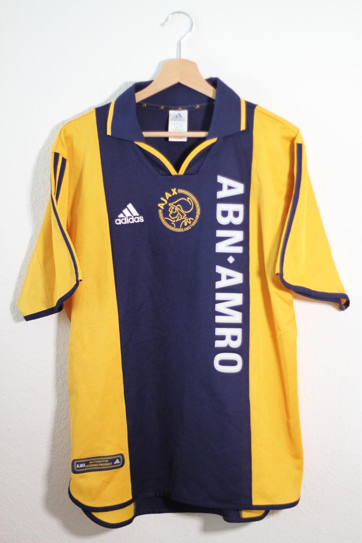 Ajax 2000/01 Centenary Away