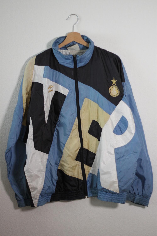 Inter Milan 1991/92 Track Top
