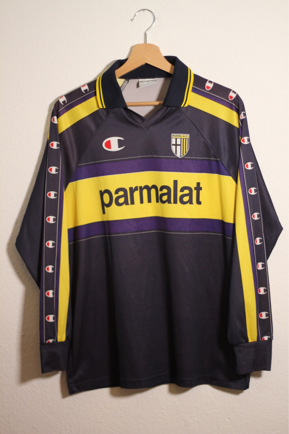 Parma 1999/00 Basic Away (manches longues)