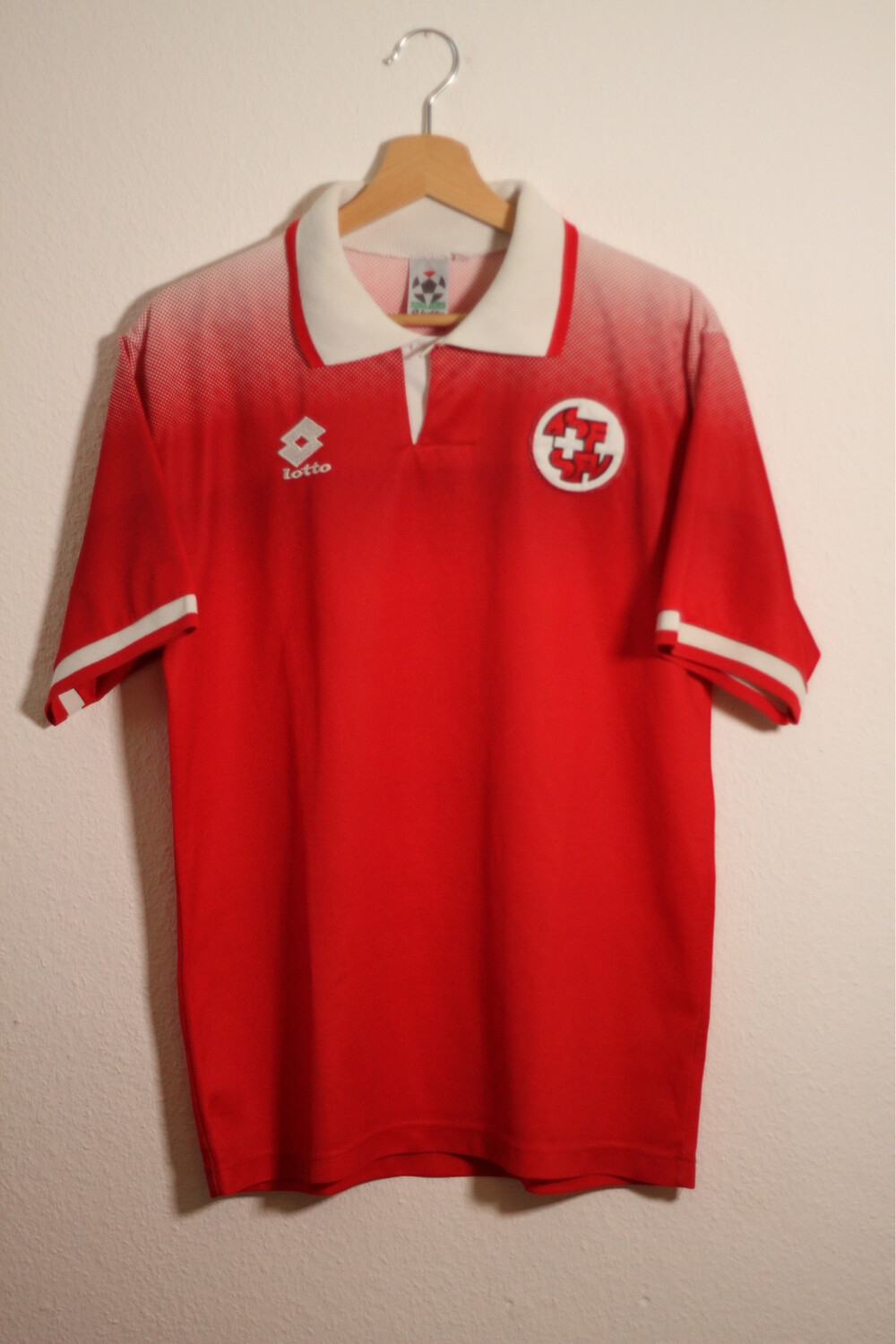 Suisse 1996/98 Home