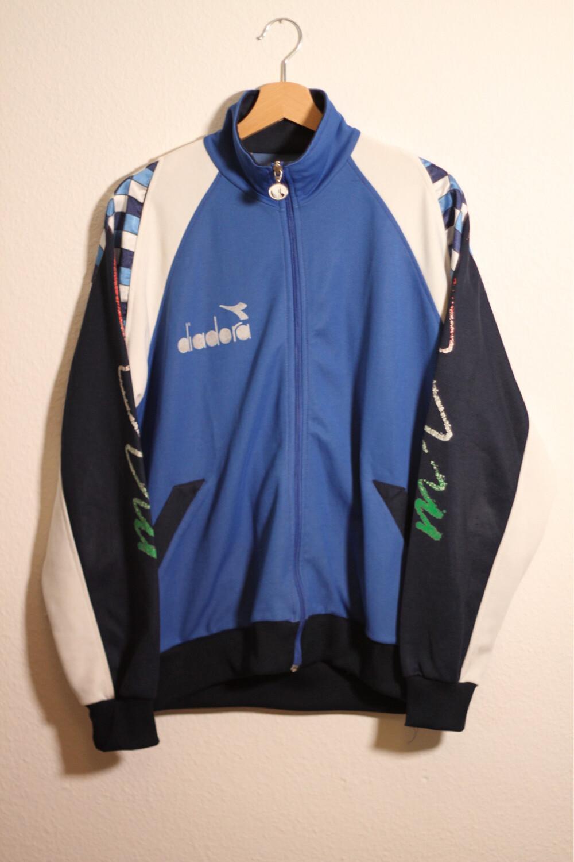 Italie 1990/92 Track Jacket