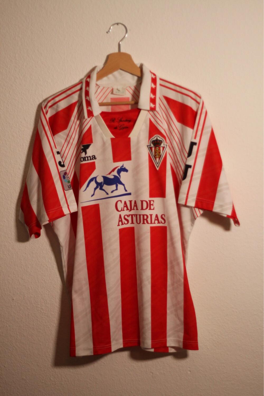 Sporting Gijon 1995/96 Home