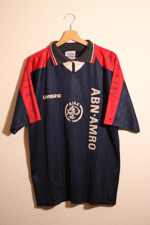 Ajax Amsterdam 90s Jersey
